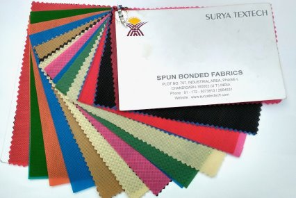 Non Woven Fabric Colors for Packaging